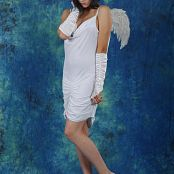 Download Silver Starlets Kira White Angel Picture Set 1