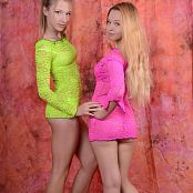 Download Silver Angels Anita & Kira Friends Picture Set 1