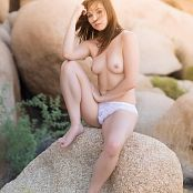 Download Ariel Rebel On The Rock In Joshua Picture Set