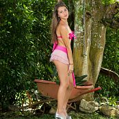 Download Angelita Model Pink Bows TM4B Picture Set 001