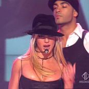 Download Britney Spears Me Against The Music Live TOTP 2004 Video