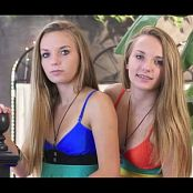 Download FloridaTeenModels Stormy & Breezy Twins DVD 001 Video