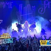 Download Britney Spears Medley Live Good Morning America HD Video