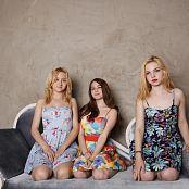 Download MarvelCharm Rebecca, Violet & Mila Colorful Picture Set