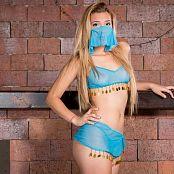 Download Luisa Henano Sheer Blue TM4B Picture Set 008