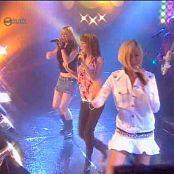 Download Atomic Kitten Ladies Night Live CDUK 2003 Video