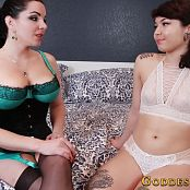 Download Goddess Alexandra Snow & Raevyn Granting Her Wish HD Video