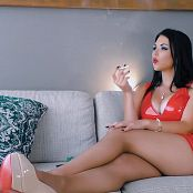 Download Young Goddess Kim Mistress In Red HD Video