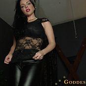 Download Goddess Alexandra Snow Under My Leather Pants HD Video