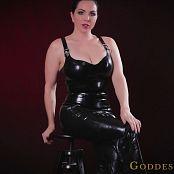 Download Goddess Alexandra Snow Latex Lush HD Video