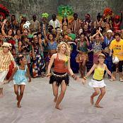 Download Shakira Waka Waka ProRes Music Video