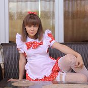 Download Silver Sandrinya Maid Picture Set 001