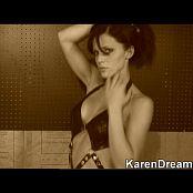 Download Karendreams Sexy Leather Dominatrix HD Video