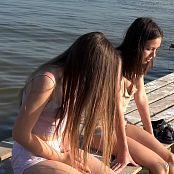 Download Cinderella Story Juliet Summer Evening Sunset HD Video 002