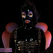 Download LatexBarbie Overstimulated HD Video