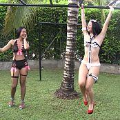 Download Thaliana Bermudez, Clarina Ospina & Yeraldin Gonzales Just Hanging Around Bonus LVL 2 TBF HD Video 061