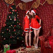 Download Silver Angels Anita & Kira Christmas Picture Set 1
