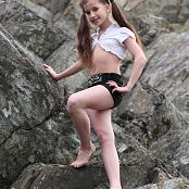 Download Silver Jewels Sarah Black Shorts Picture Set 1