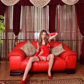 Download Image Works Kira Red Dress Picture Set 1