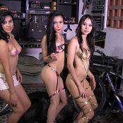 Download Veronica Perez, Emily Reyes & Ximena Gomez Dance Team Bonus LVL 2 YFM HD Video 245