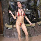 Download Britney Mazo Tiny Plaid Bikini TM4B 4K UHD & HD Video 005