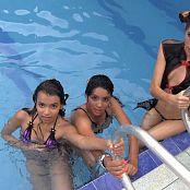 Download Sofia Sweety, Veronica Perez & Heidy Model Pool Fun Bonus LVL 2 YFM HD Video 237