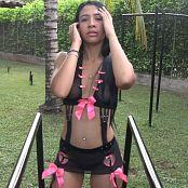 Download Yeraldin Gonzales Sheer Black TM4B HD Video 008