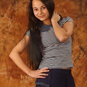 Download Silver Stars Sabina Blue Shorts Picture Set 001