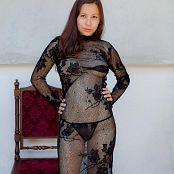 Download TeenMarvel Naomi Black Mesh Picture Set