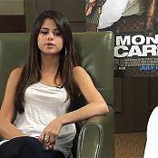 Download Selena Gomez Popcorn List Interview 2011 HD Video