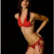 Download TeenModelingTV Chloe Red Kini Picture Set