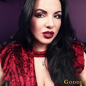 Goddess Alexandra Snow Up and Down Fractionation Video 120419 mp4