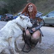 Jessica Nigri Wolf Shoot BTS HD Video