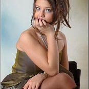 TeenModelingTV Kleofia Diamond Hearts 059