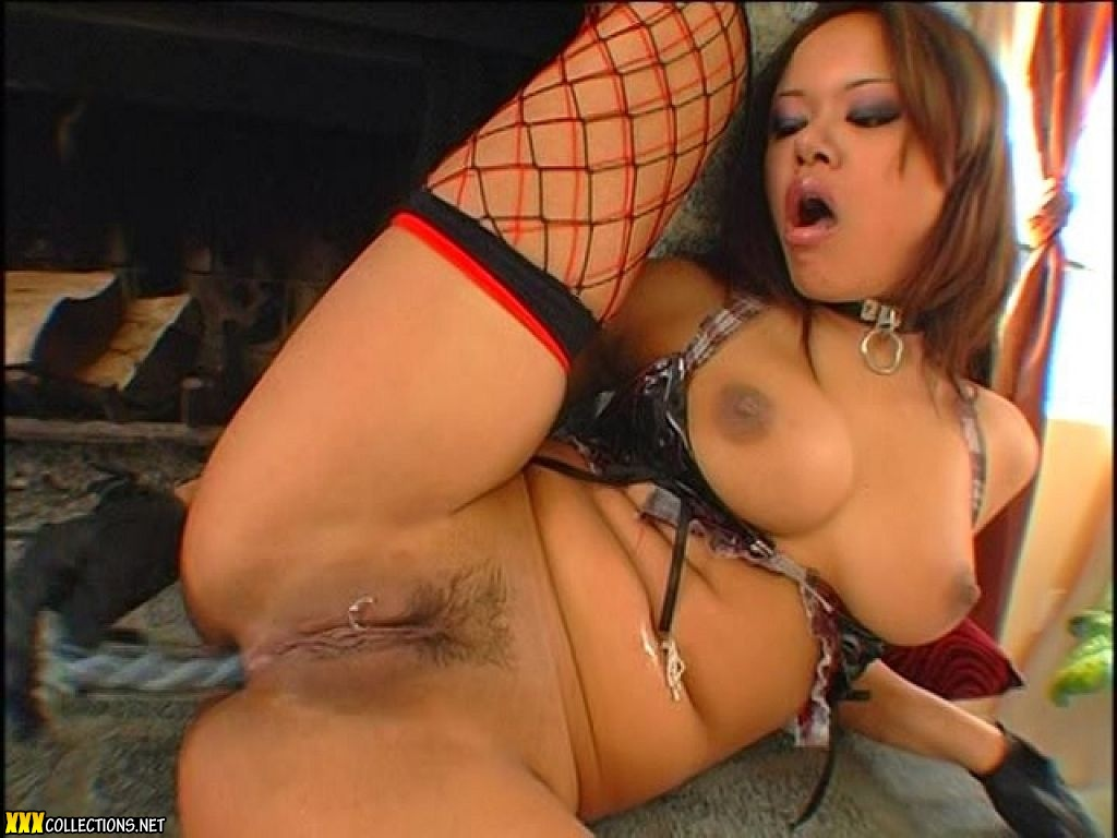 Dirty Whore Annie Cruz Is Fucked By Furious Stud In Different Positions