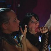 Rebeca Linares & Lesly Kiss Back 2 Evil 2 DVDR Video