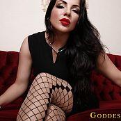 Goddess Alexandra Snow Improvement Through Celibacy Video 260419 mp4
