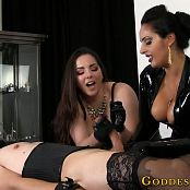 Goddess Alexandra Snow & Mistress Ezada Sinn Edge to Ruin HD Video