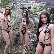 Britney Mazo Mellany Mazo Dayana Medina and Susana Medina Duo Sisters TBS Bonus Level 2 4K UHD Video 007 110519 mp4