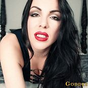 Goddess Alexandra Snow Surrender & Spend HD Video