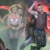 Britney Spears Toxic Live Scarborough UK HD Video