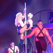 Britney Spears Slave 4 U Live London UK 2018 HD Video