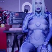 Tara Babcock Fan Service Friday Cortana Video