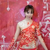 Ariel Rebel Bodypaint BTS Picture Set