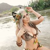 Jessica Nigri Desert Wolf HD Video