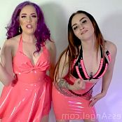 Goddess Angel and LatexBarbie 2 is better than 1 HD Video 010619 mp4