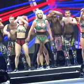 Britney Spears Live 13 Stronger Crazy LIVE in Mnchengladbach 13 08 2018 Video 040119 mp4