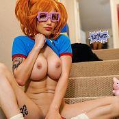 Liz Katz Chuckie Plat 1188