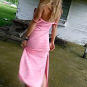 Madden Pink Dress HD Video 060619 mp4