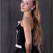 TeenModlingTV Alice Maid Corset Picture Set